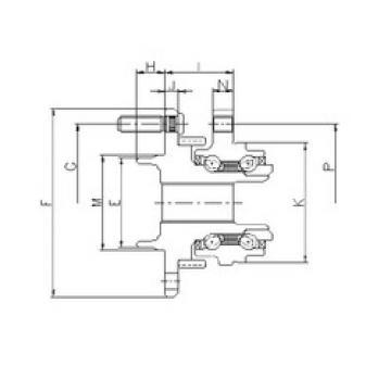 Rodamiento IJ123052 ILJIN