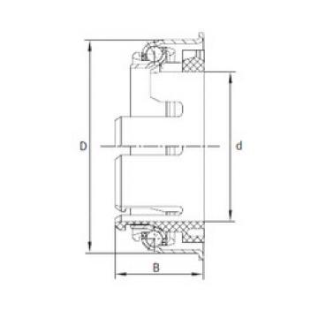 Rodamiento F-550267 INA