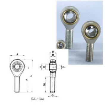 Rodamientos SAL05T/K CRAFT
