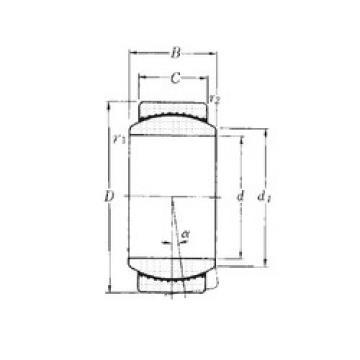 Rodamientos SAR1-10 NTN