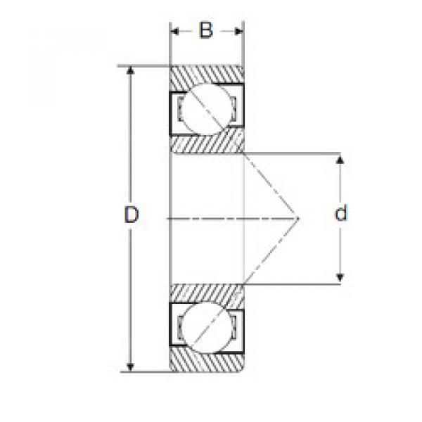 Rodamiento MJT 2.3/4 SIGMA #1 image