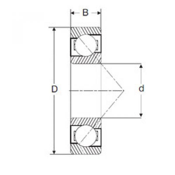 Rodamiento MJT 3.1/2 SIGMA #1 image