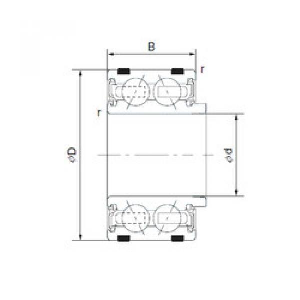 Rodamiento EC-DF0774LLAXPX1V4 NTN #1 image