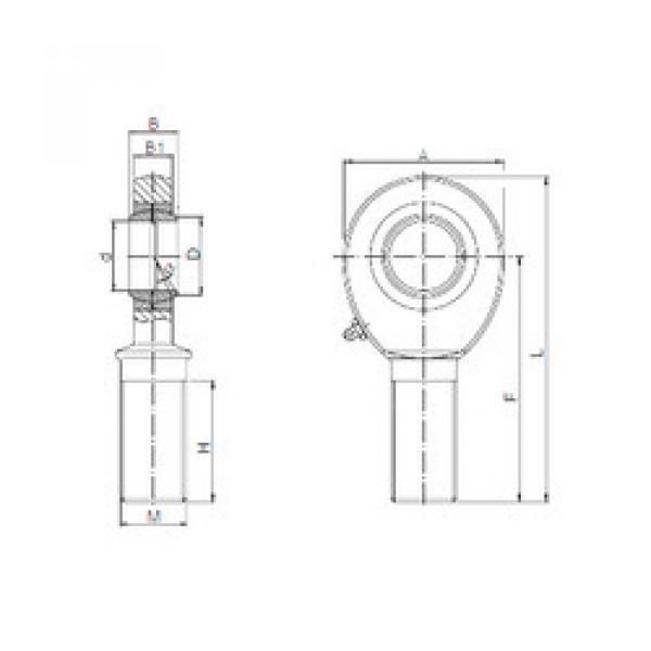 Rodamientos SA 16 CX #1 image